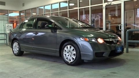 Used Honda Civic VP
