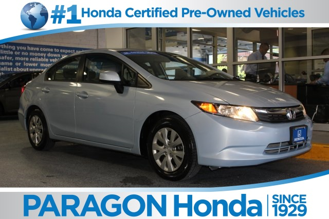 Certified pre owned 2013 honda civic lx 4d sedan in for Certified used honda civic