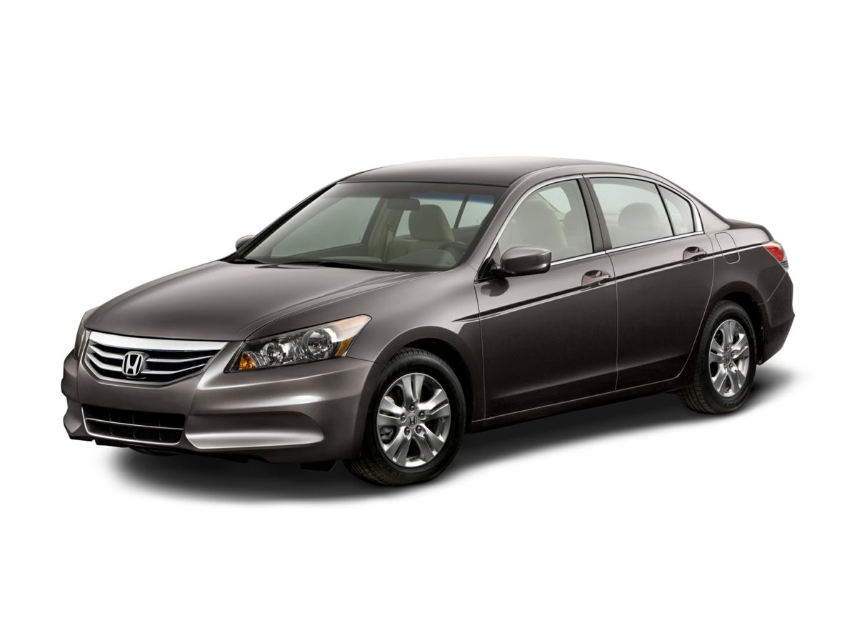 Certified Used Honda Accord LX-P