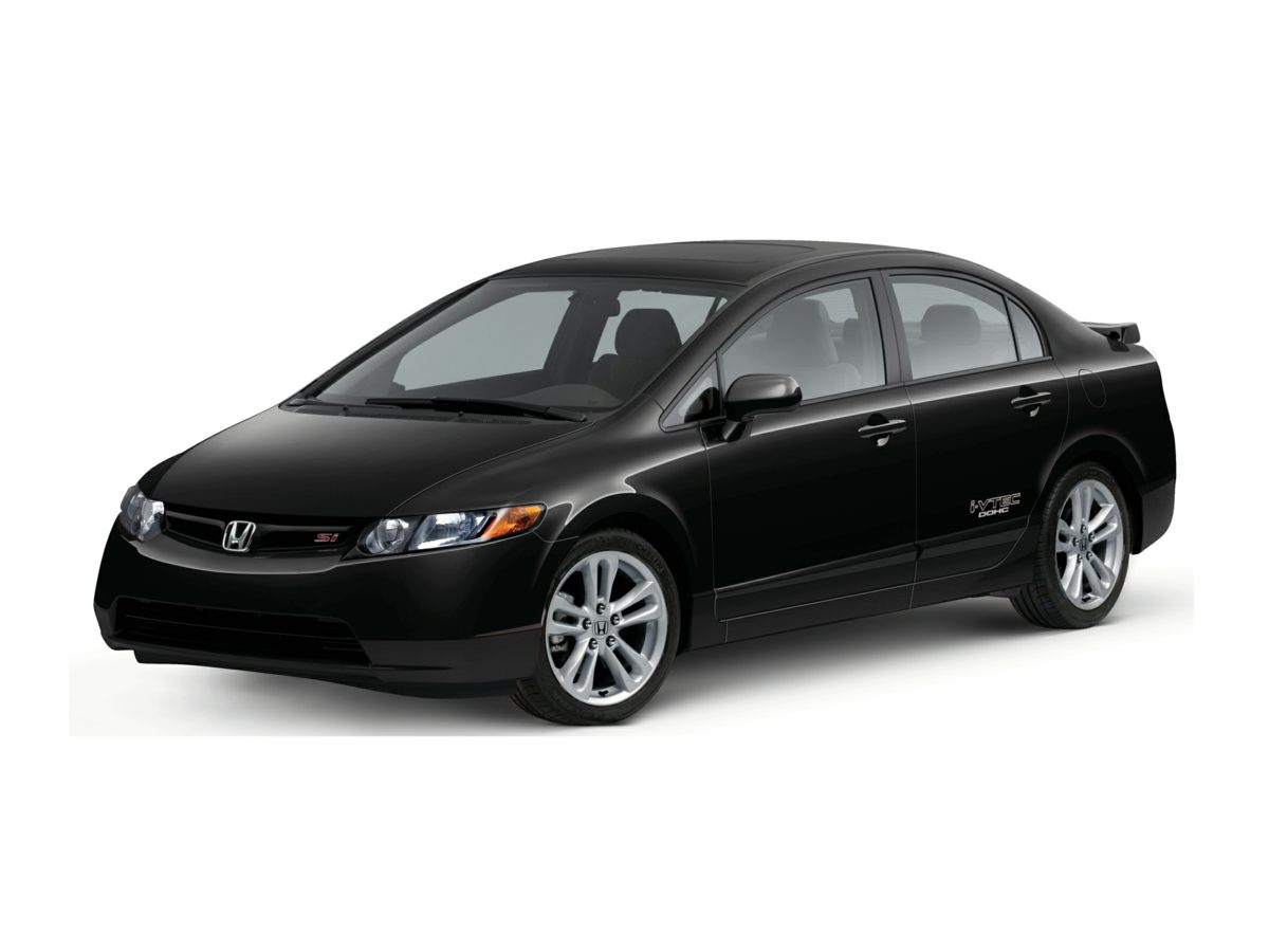 Certified Used Honda Civic Si