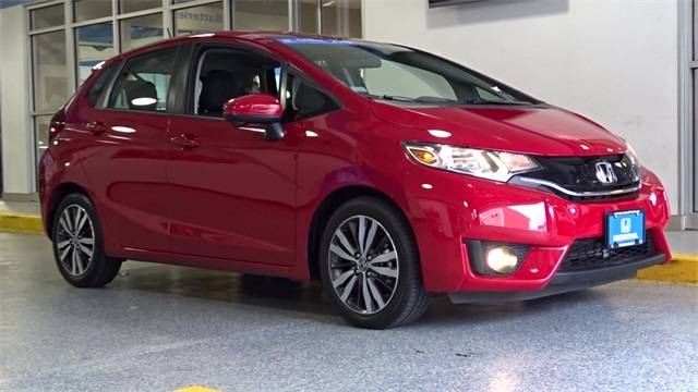 Certified Used Honda Fit