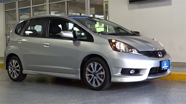 Certified Used Honda Fit Sport