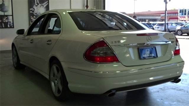 Pre owned 2009 mercedes benz e class e350 4d sedan in for Mercedes benz northern blvd